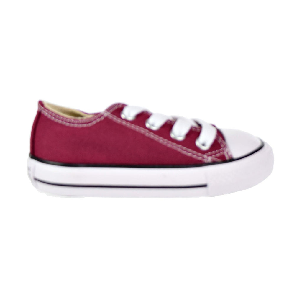 Converse Chuck Taylor All Star Ox Toddler's Shoes Maroon