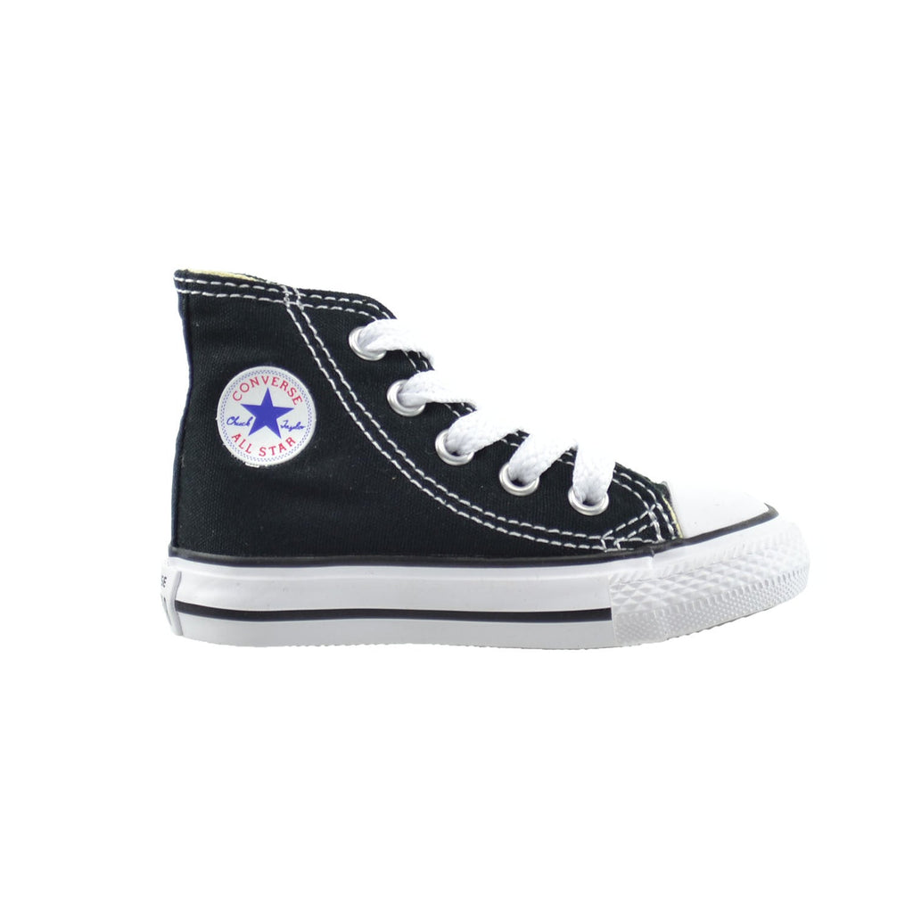 Converse Chuck Taylor All Star High Top Infants/Toddlers Shoes Black