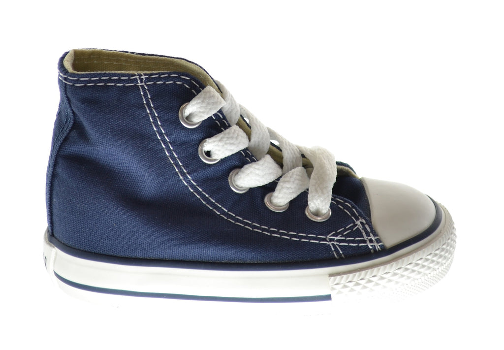 Converse Chuck Taylor All Star High Top Infants/Toddlers Shoes Navy