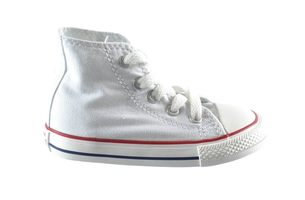 Converse Chuck Taylor All Star High Top Infants/Toddlers Shoes Optical White