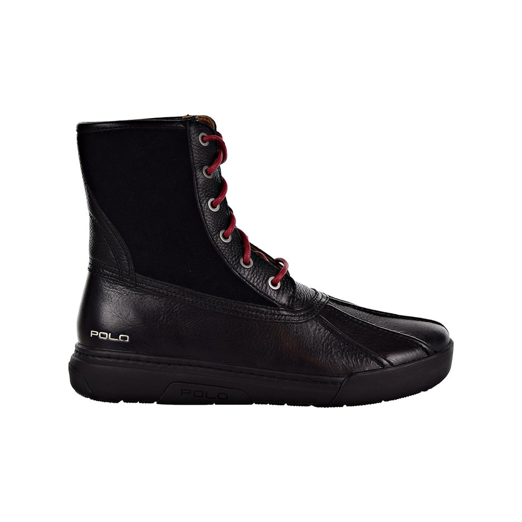 Polo Ralph Lauren Declan Men's Boots Black/Black