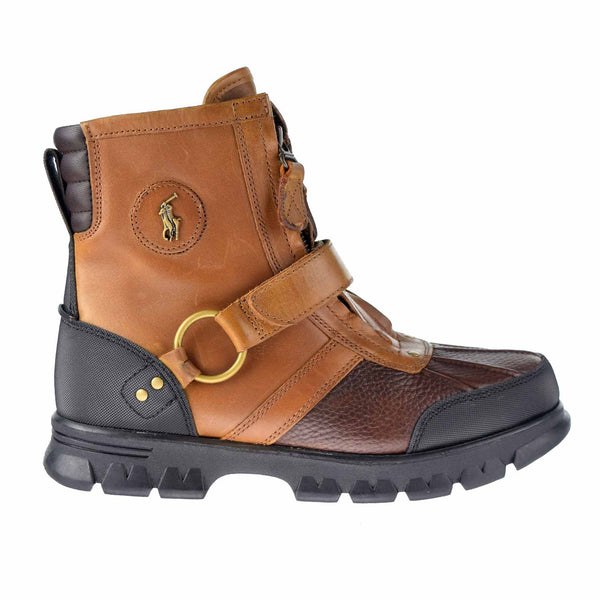 Polo Ralph Lauren Conquest Hi III Men's Boots Brown
