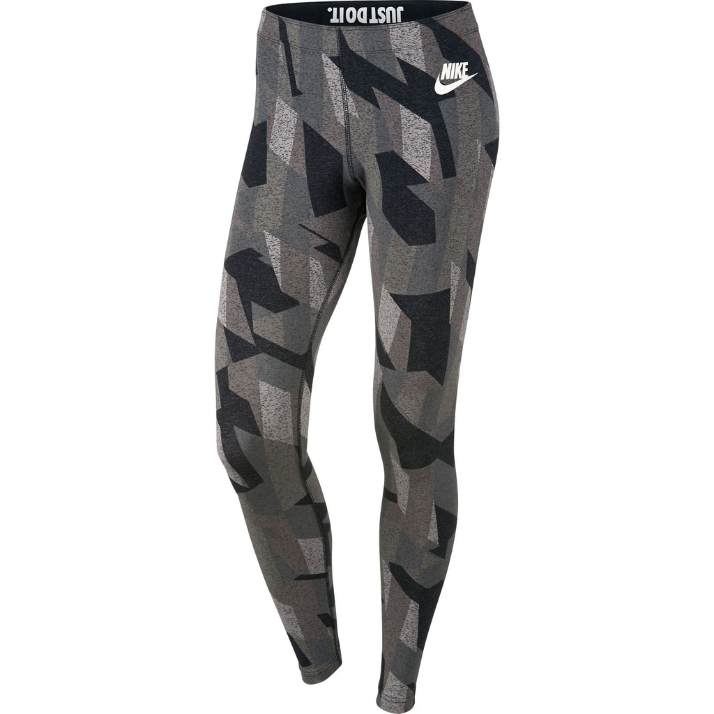 Nike Sportswear Women's Leggings Black/White/Grey