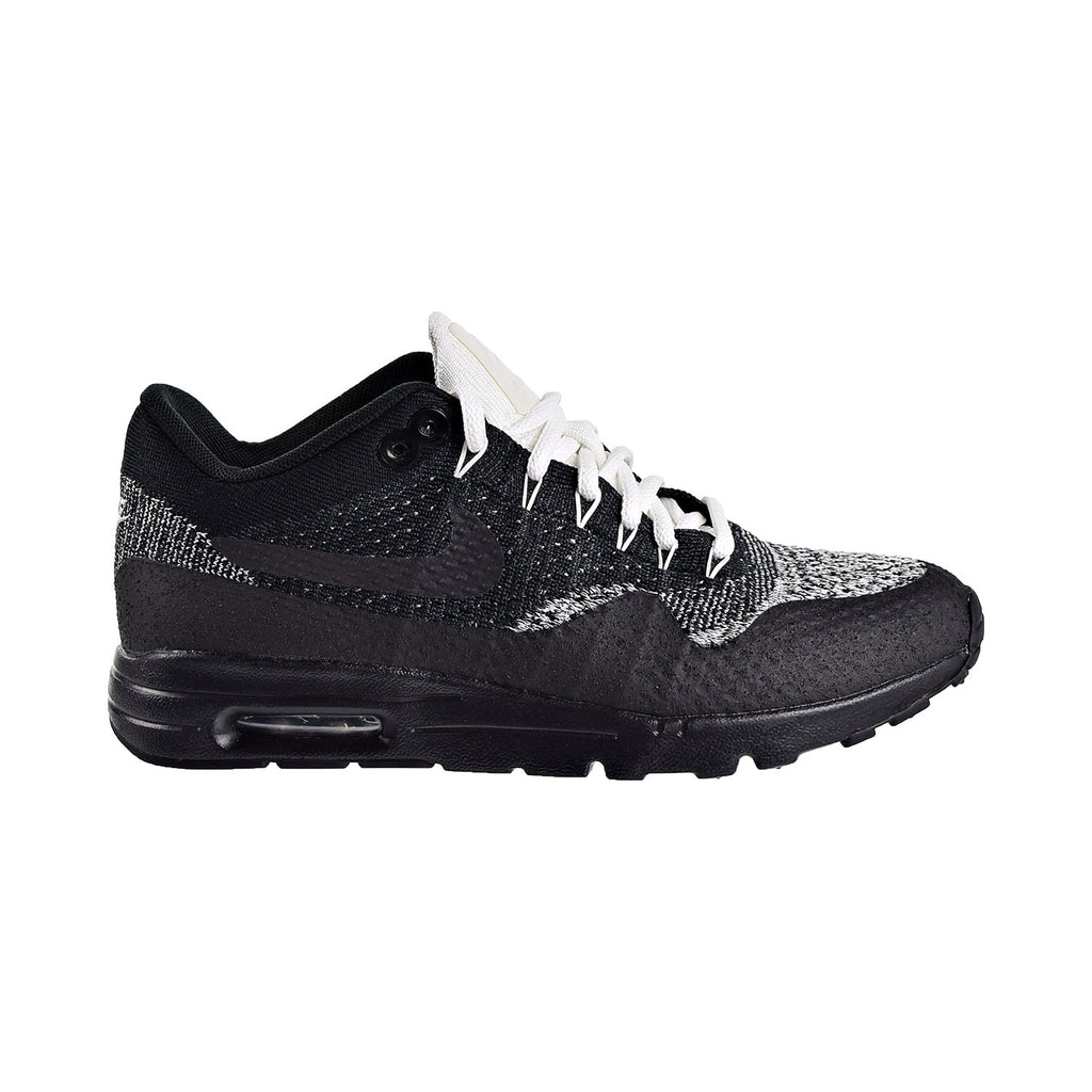 Nike Air Max 1 Ultra Flyknit Womens Shoes Black/Anthracite White