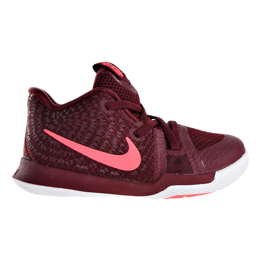Nike Kyrie3 Infant/Toddler Shoe Team Red/White/Hot Punch