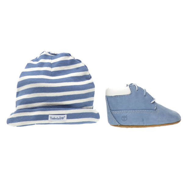 Timberland Crib BT Gift Pack Blue