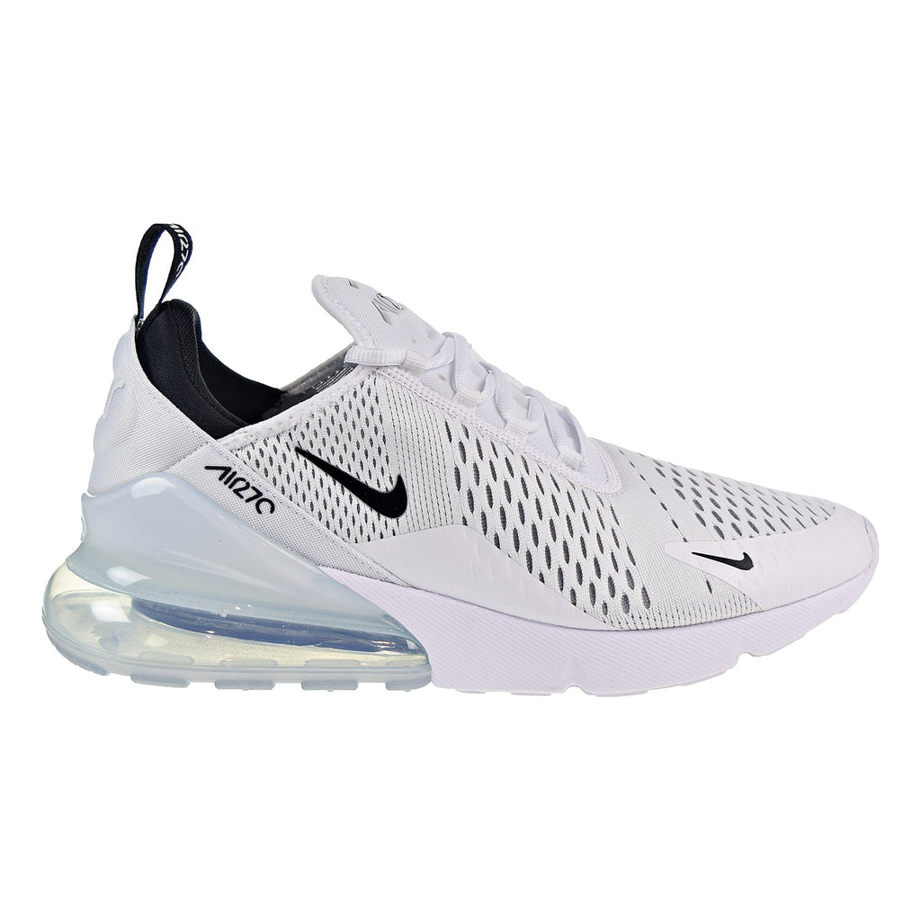 Nike Air Max 270 Men's Running Shoes White/Black-White