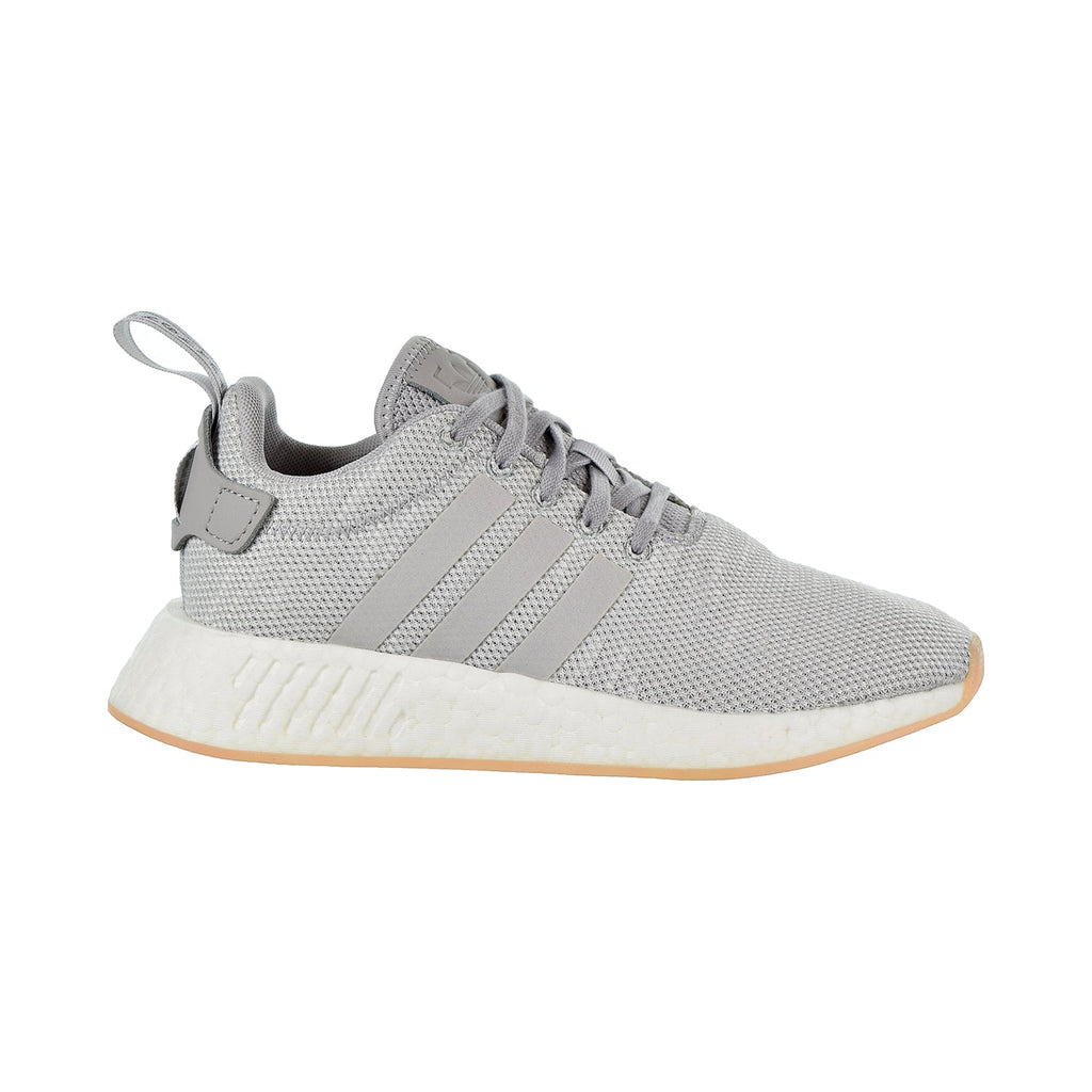 Adidas Originals NMD_R2 Women's Shoes Grey/Crystal White