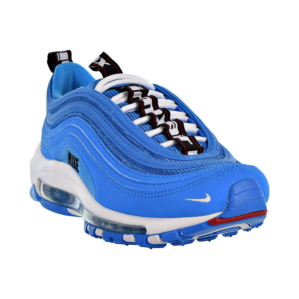 Nike Air Max 97 SE Big Kids' Shoes Blue Hero/White/Black