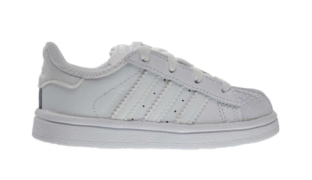 Adidas Superstar Foundation I Baby Toddlers Shoes Running White Ftw