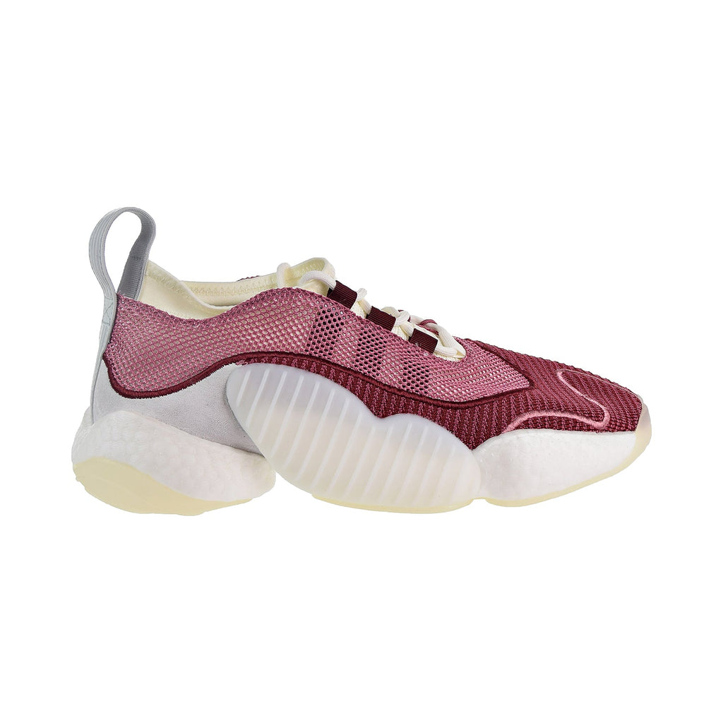 Adidas Crazy BYW II Men's Shoes Trace Maroon/Cloud White