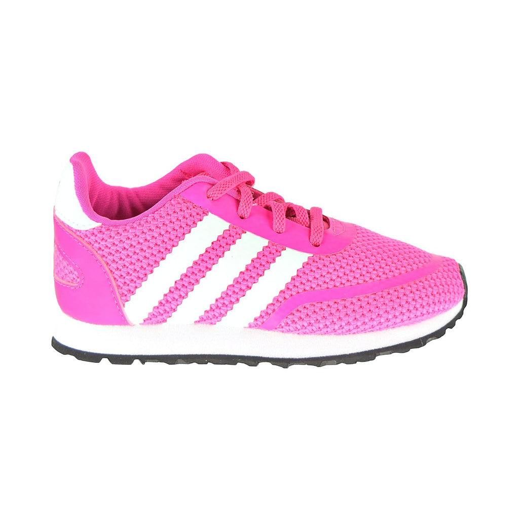Adidas N-5923 EL I Toddler Shoes Shock Pink-Footwear White