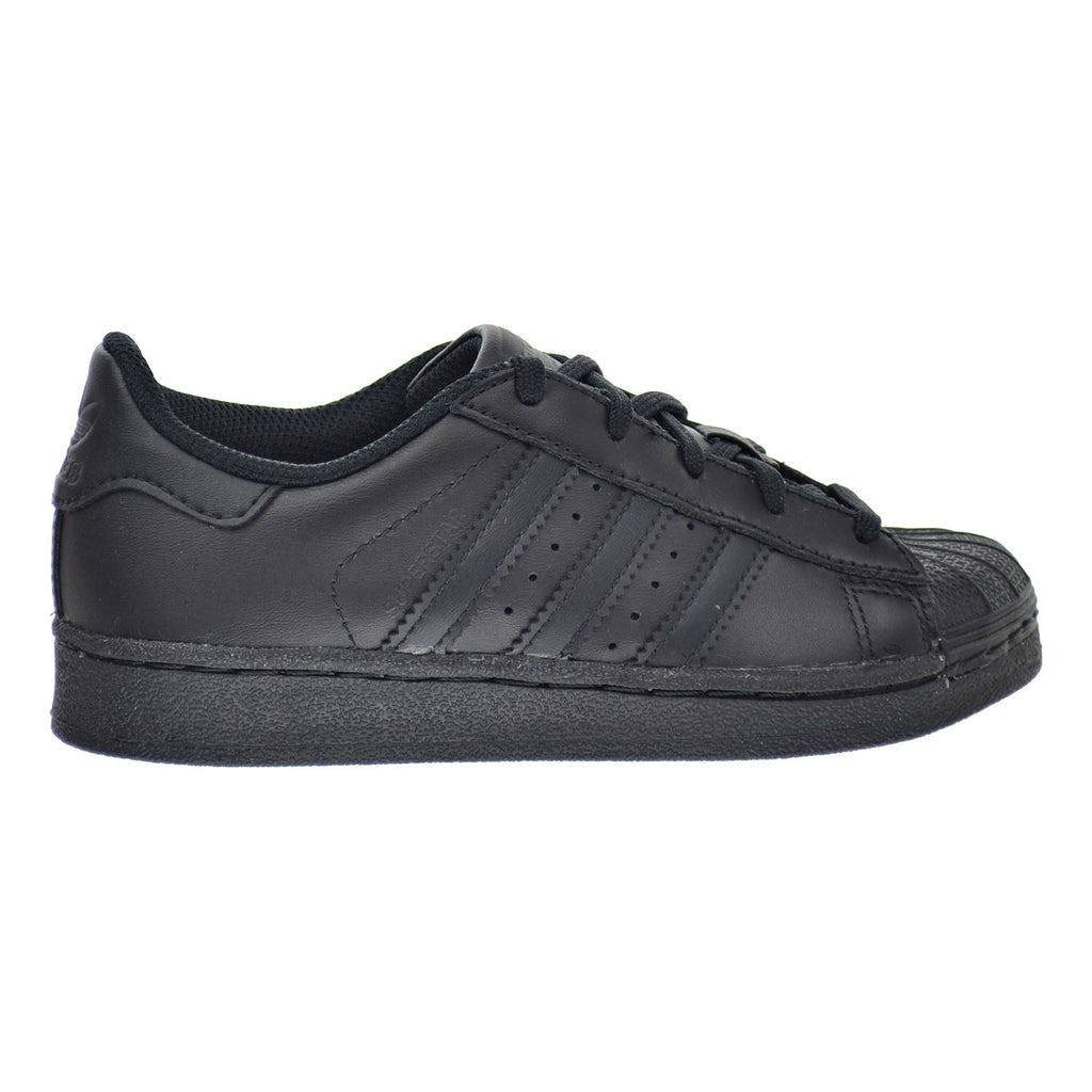 Adidas Superstar Foundation C Little Kid's Shoes Black