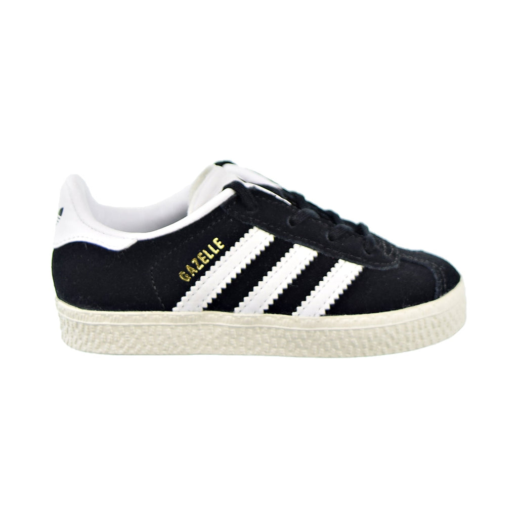 Adidas Gazelle Toddler Shoes Core Black/Footwear White