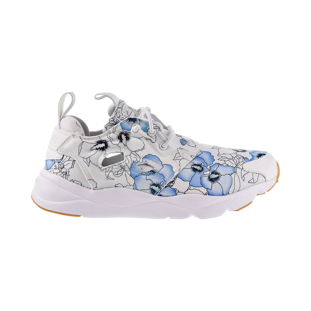 Reebok Furylite FG Womens Shoes White/Black