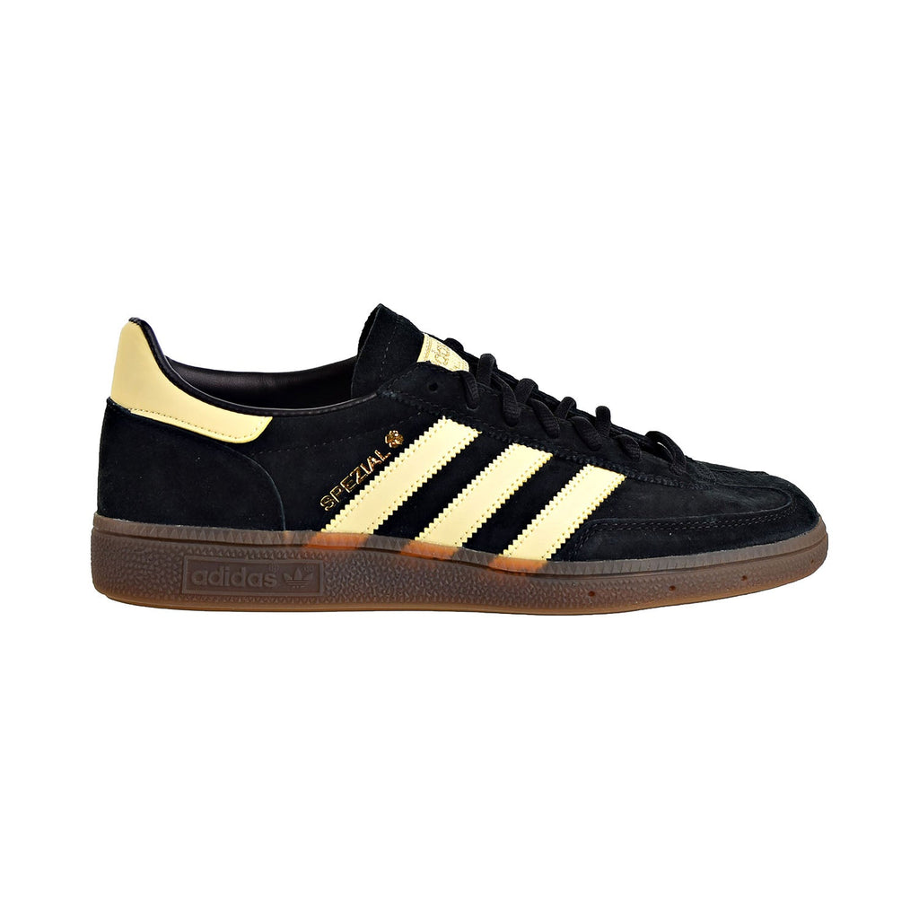 Adidas Handball Spezial Mens Shoes Core Black/Easy Yellow/Gum