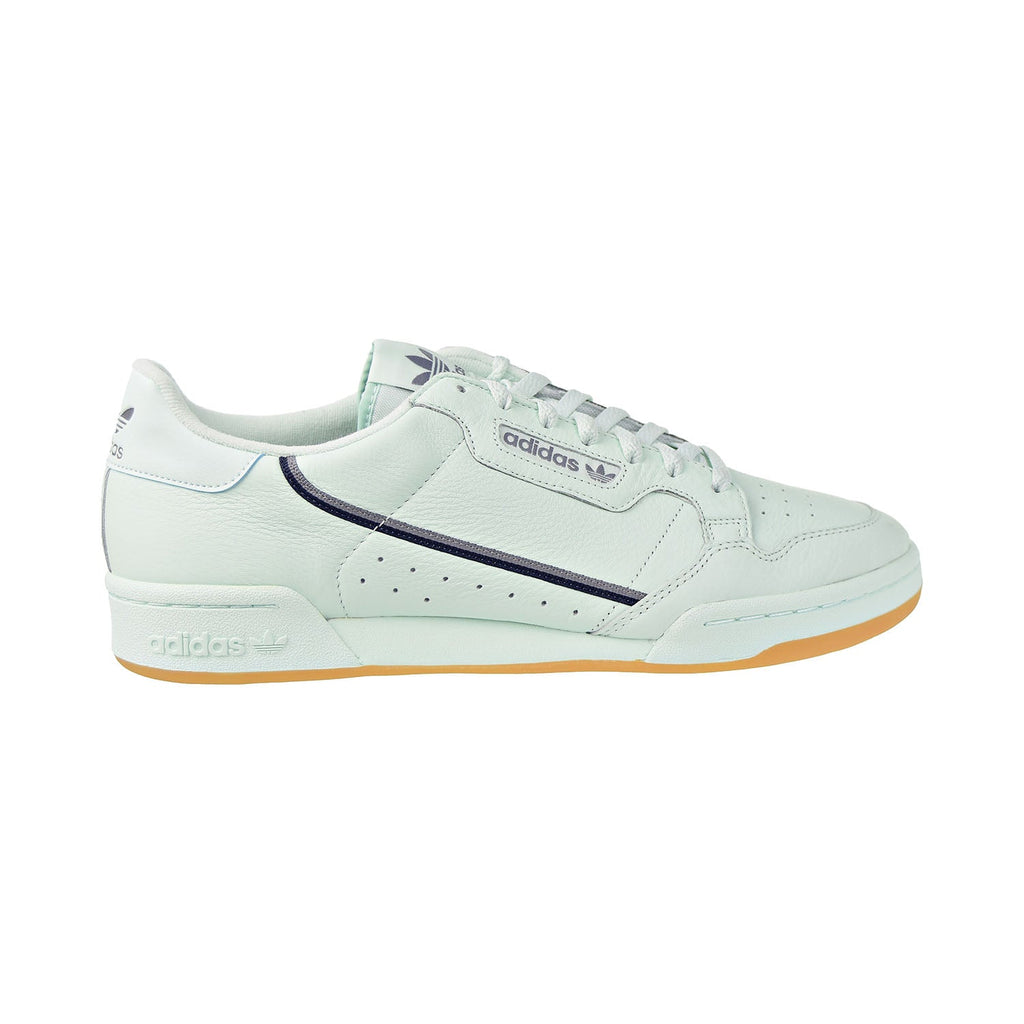 Adidas Continental 80 Mens Shoes Ice Mint/Collegiate Navy/Grey