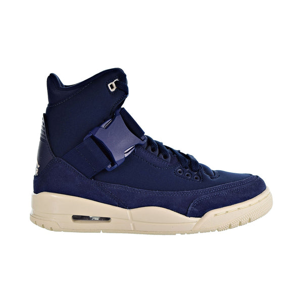 Air Jordan 3 Retro Explorer XX Women's Shoes Midnight Navy/Light Cream