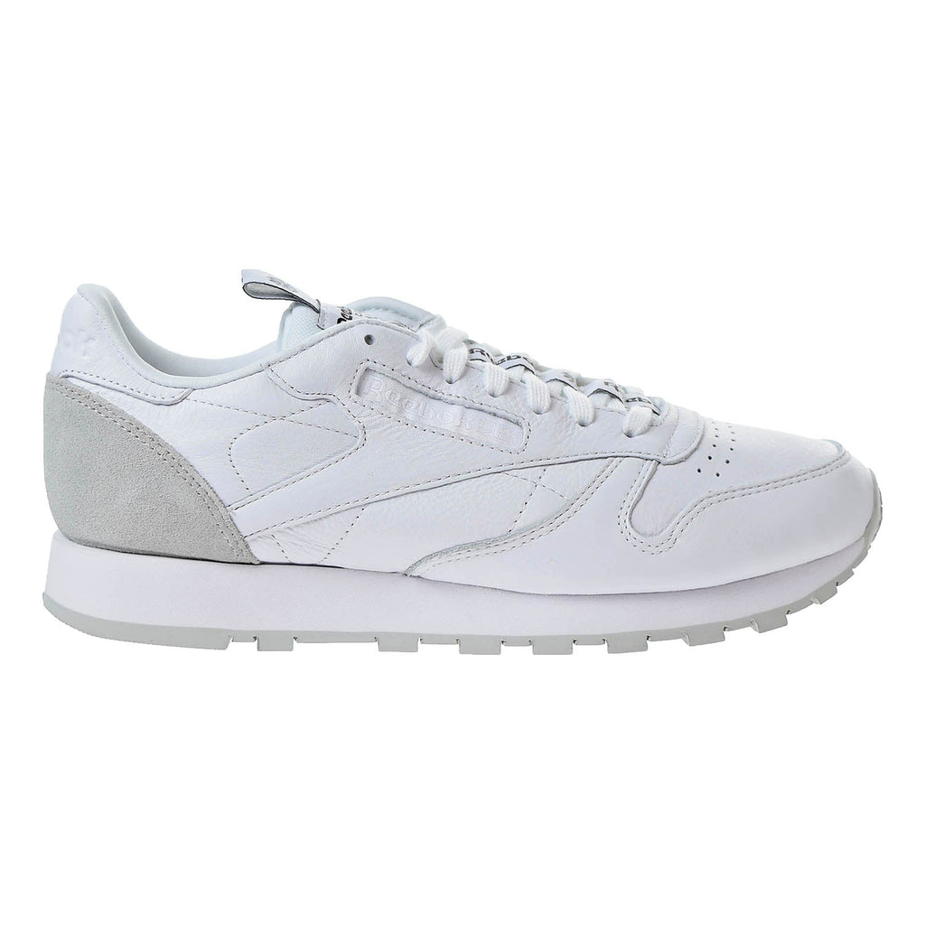 Reebok Classic Leather IT Men's Shoes White/Skull Grey/ Black