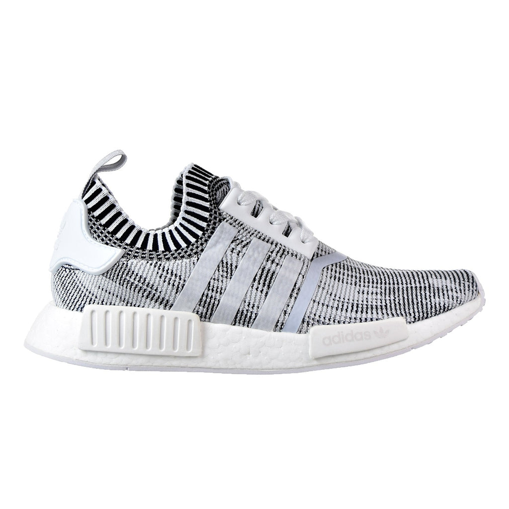 Adidas NMD_R1 PK Men's Shoes Grey/White