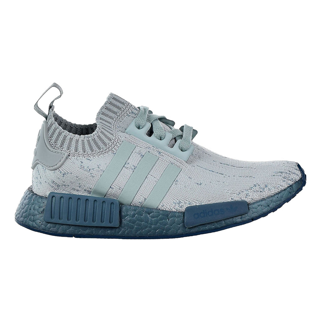 Adidas NMD_R1 Primeknit Woman's Shoes Tactile Green/Tactile Green