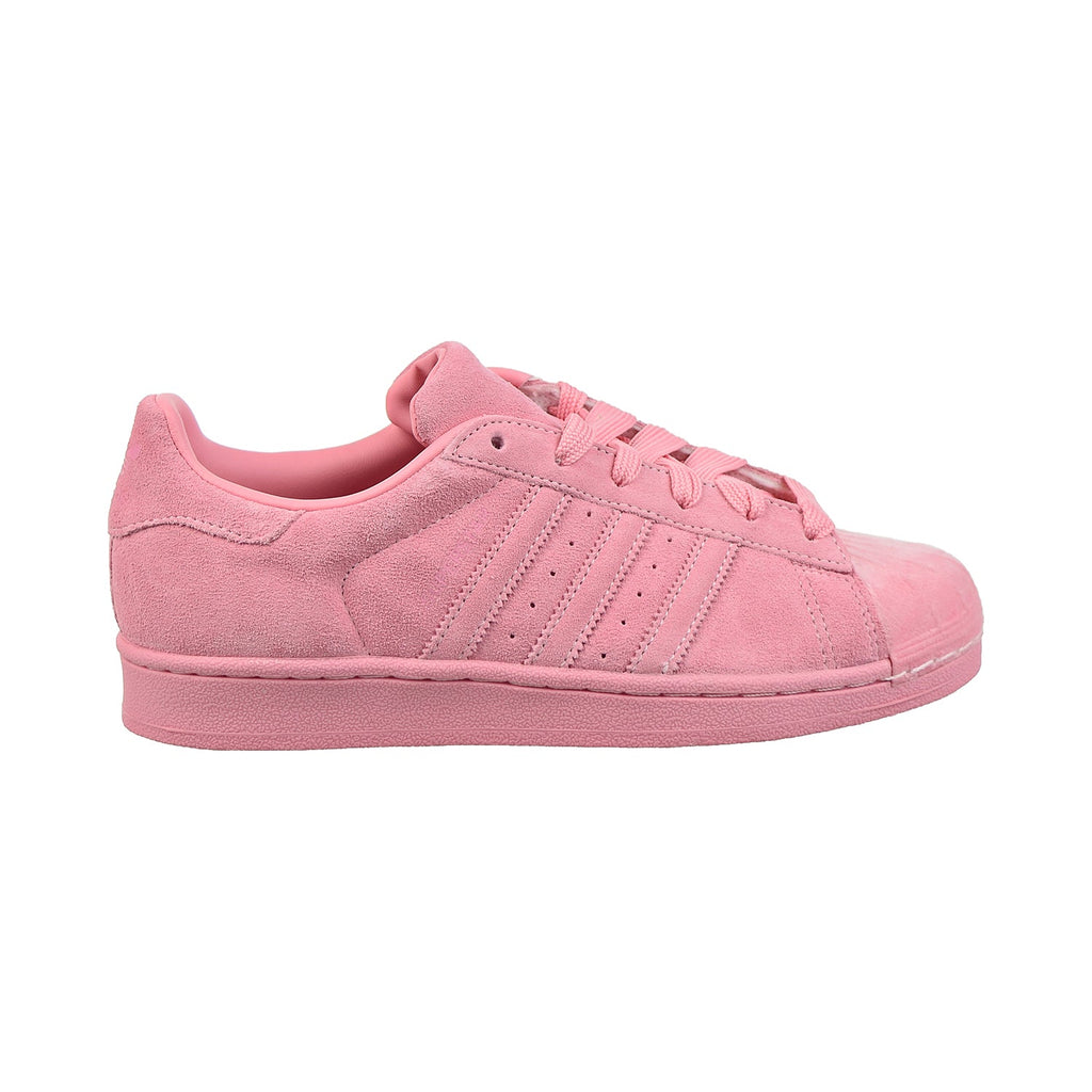 Adidas Superstar Womens Shoes Clear Pink/Clear Pink/Clear Pink