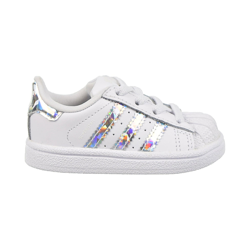 Adidas Superstar EL I Toddler Shoes Footwear White/Footwear White/Footwear White