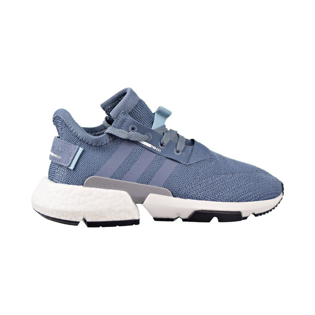 Adidas POD-S3.1 Big Kids Shoes Raw Steel/Reflective Silver
