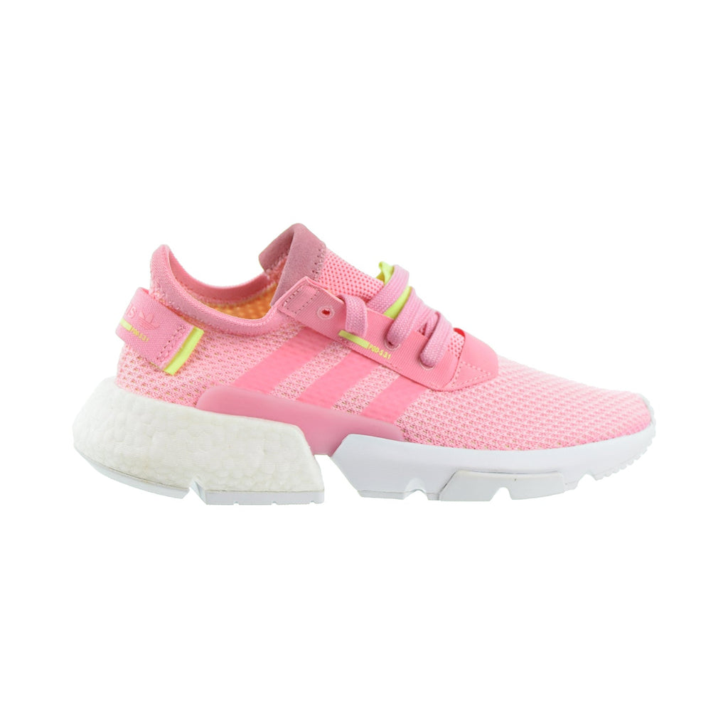 Adidas Pod-S3.1 J Big Kids Shoes Light Pink/True Pink