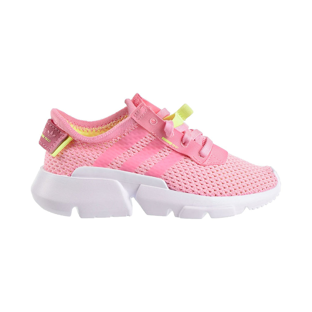 Adidas Pod-S3.1 C Little Kids Shoes Light Pink/True Pink