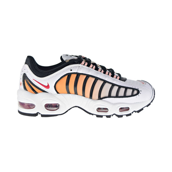 Nike Air Max Tailwind 4 Women's Shoes White-Black-Coral Stardust-Gym Red