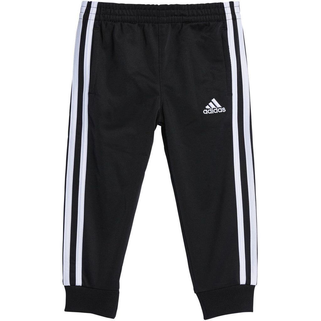 Adidas Inf/Toddler Iconic Tricot Joggers Black/White