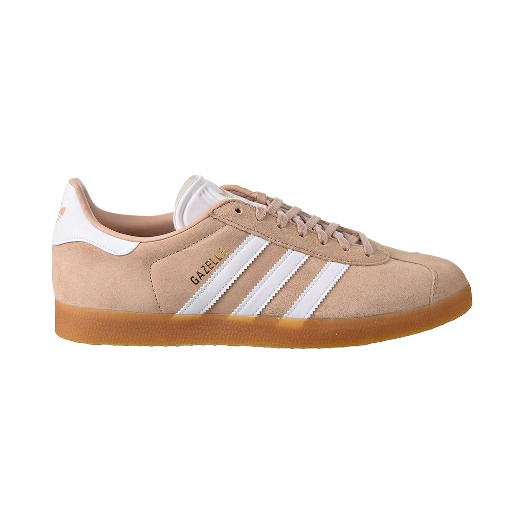 Adidas Gazelle Mens Shoes Ash Pearl/Cloud White/Gum