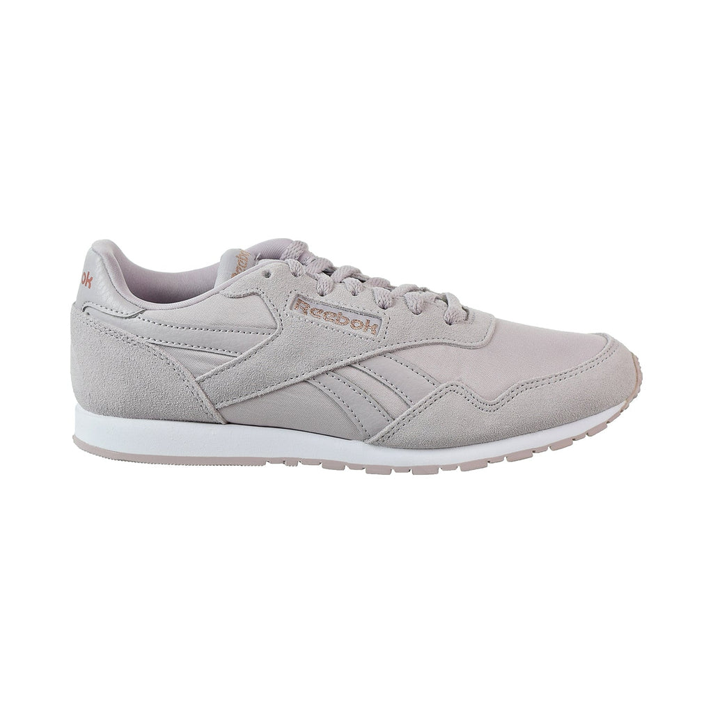 Reebok Royal Ultra SL Women's Shoes Lavende Luck/Rose Gold/White