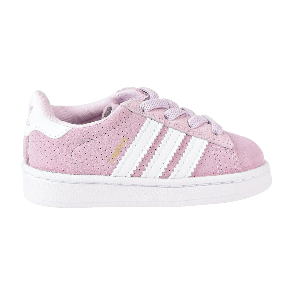 Adidas Campus EL Toddler's Shoes Aero Pink/White