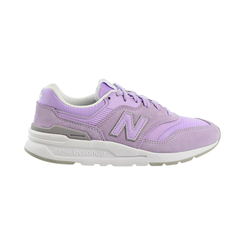 New Balance 997H Womens Shoes Purple/White
