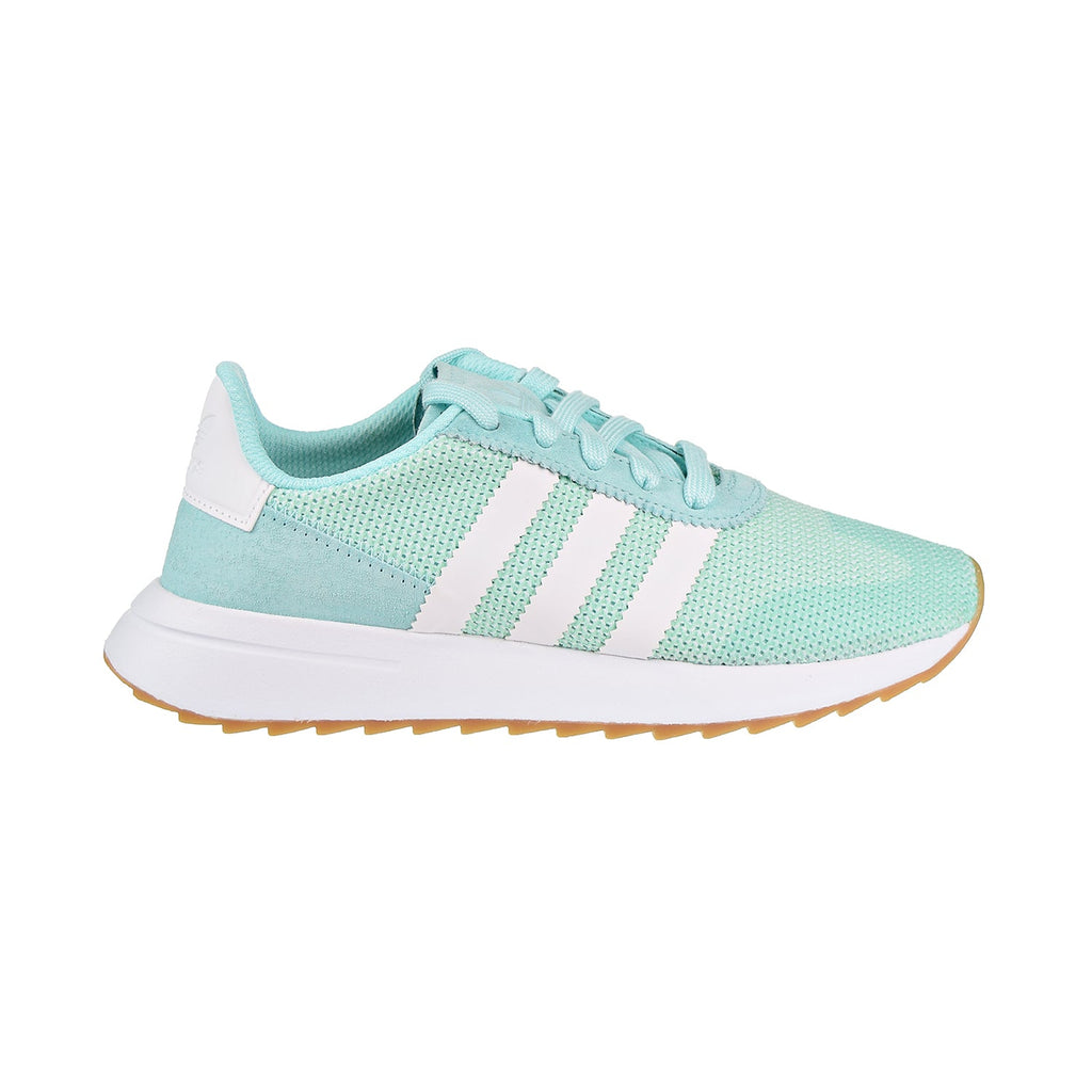 Adidas Flashback Runner Women's Running Shoes Aqua/White/Gum