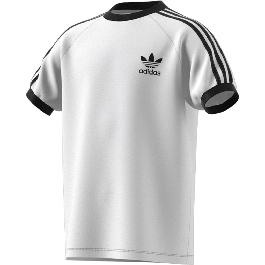 Adidas Originals 3-Stipes Kids T-Shirt White/Black