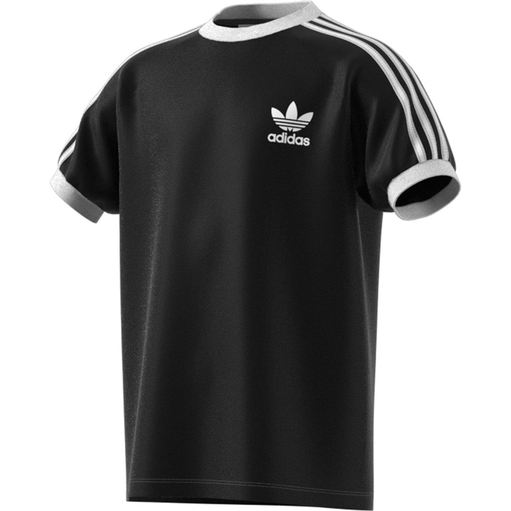 Adidas Originals 3-Stripes Kids T-Shirt Black/White