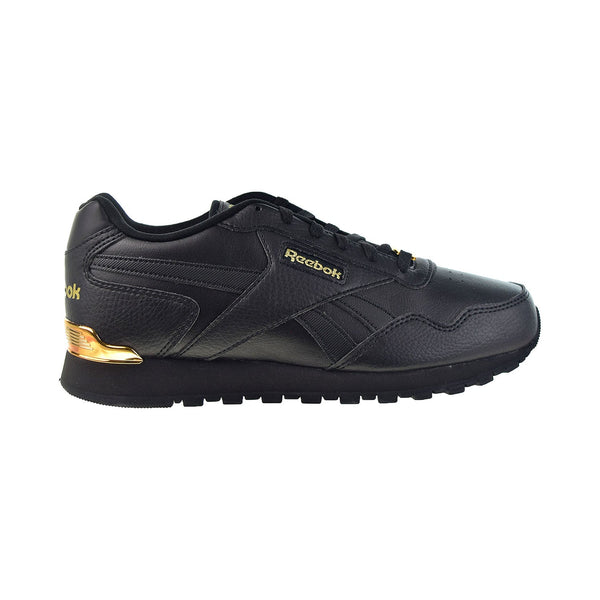 Reebock Classic Harman Run SC 4E Extra Wide Men's Shoes Black-Gold Metallic