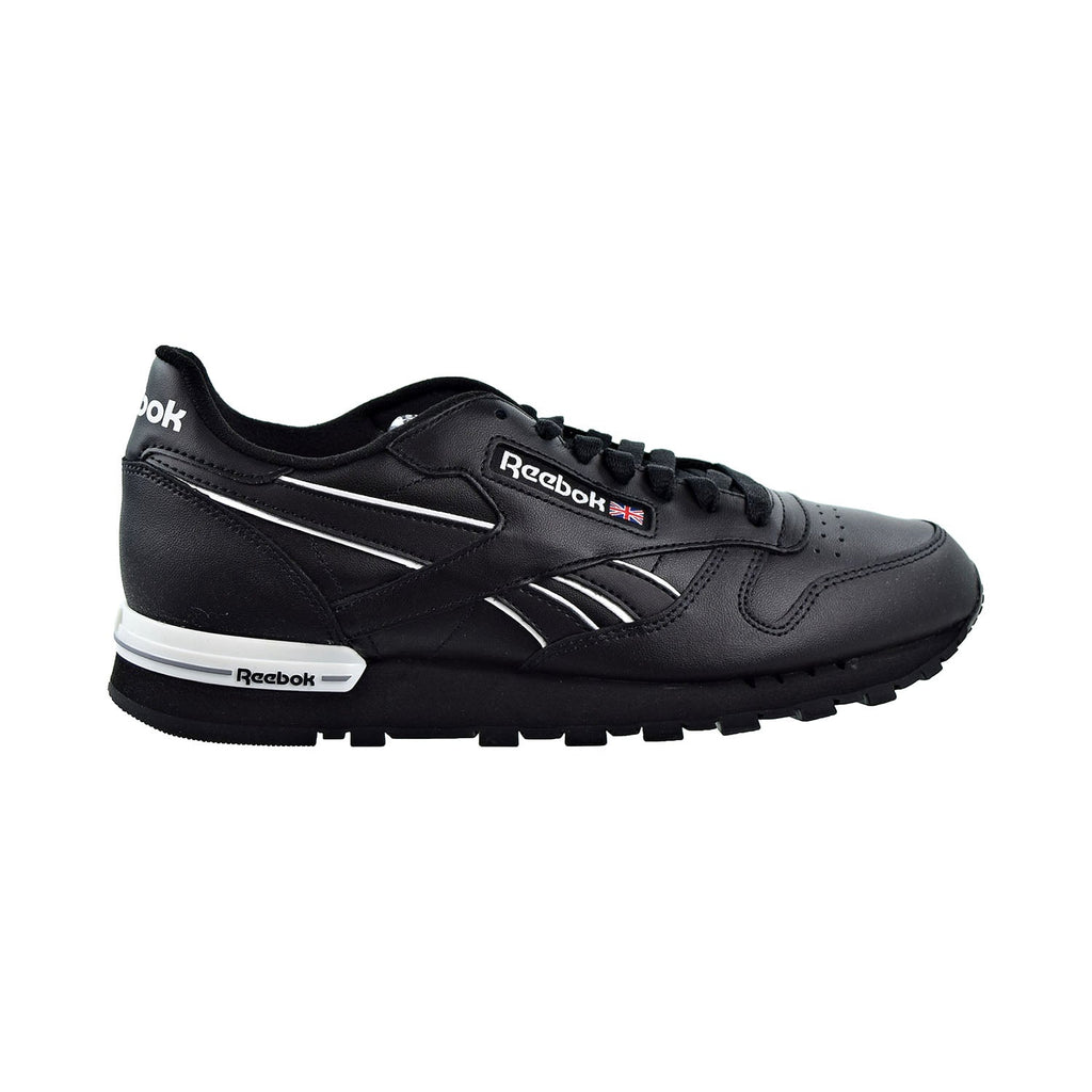 Reebok Classic Leather Men's Shoes Black/White/Cold Gray
