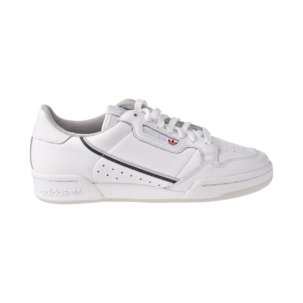 Adidas Continental 80 Mens Shoes Cloud White/Grey/Grey One