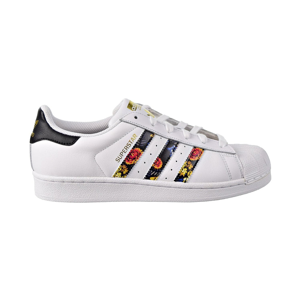 Adidas Superstar Womens Shoes Footwear White/Footwear White/Gold Metallic