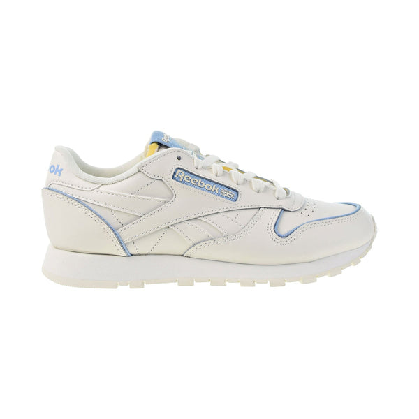 Reebok Classic Leather Women's Shoes Chalk-Washed Indigo