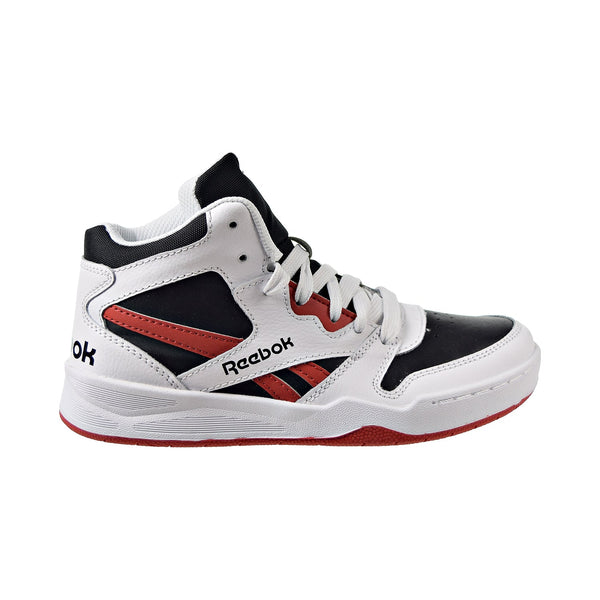 Reebok BB 4500 Court Kids' Shoes White-Black-Legacy Red