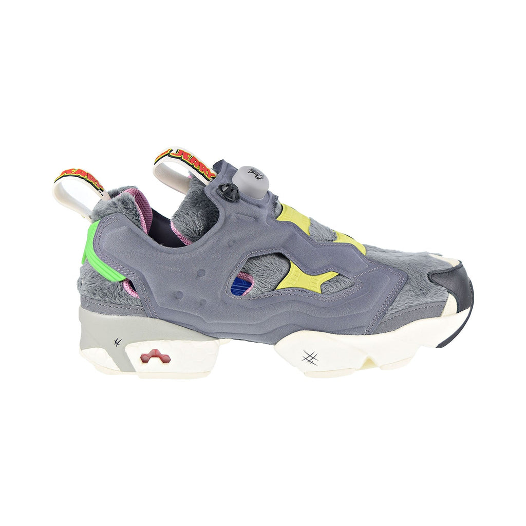 Reebok Tom And Jerry Instapump Fury Og Men's Shoes Cold Grey 6-Hero Yellow