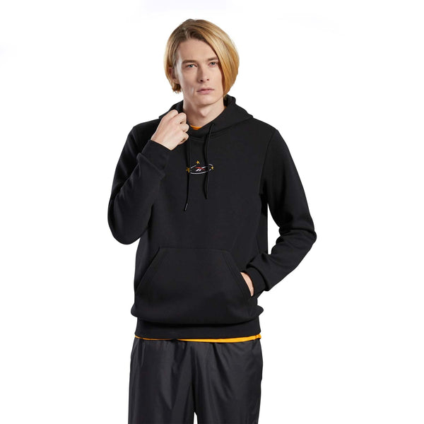 Reebok X Tom And Jerry Men's Sweat Hoodie Black