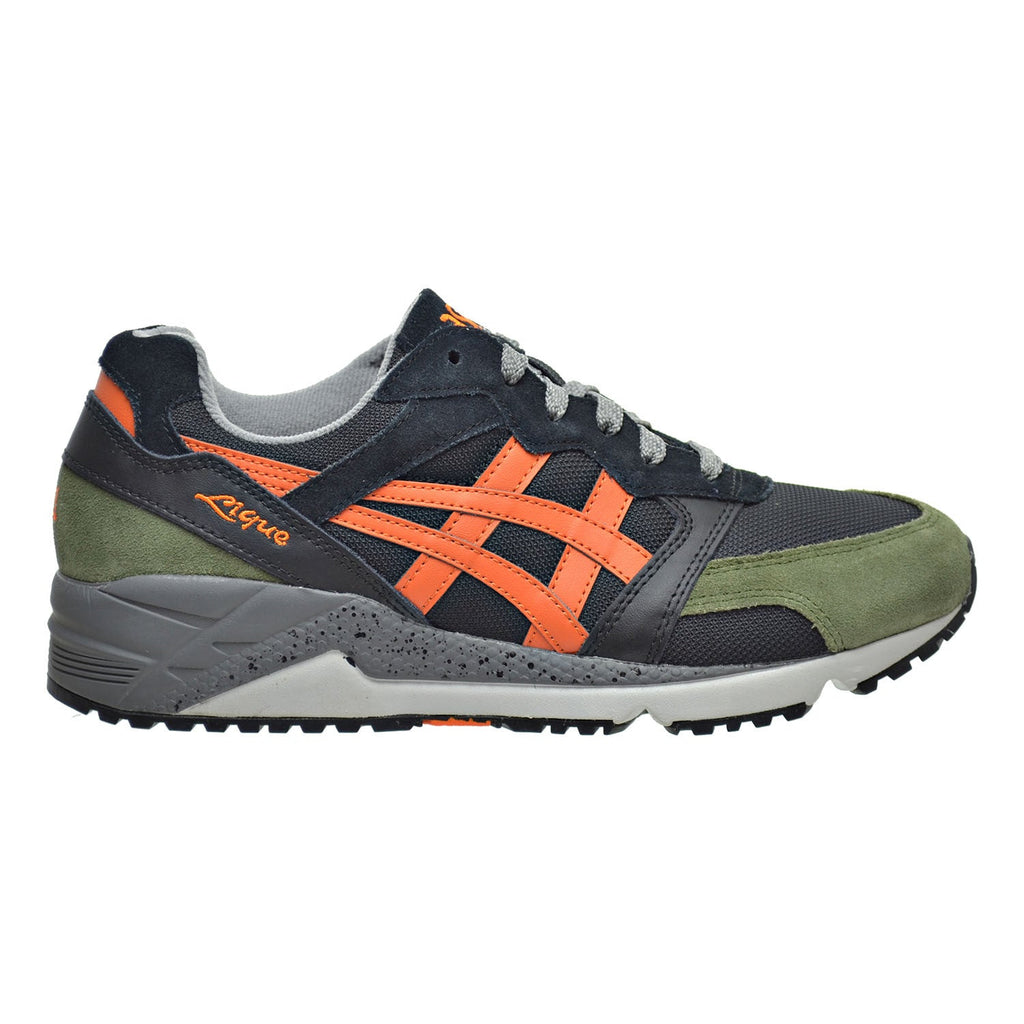 Asics Gel-Lique Men's Shoes Black/Orange