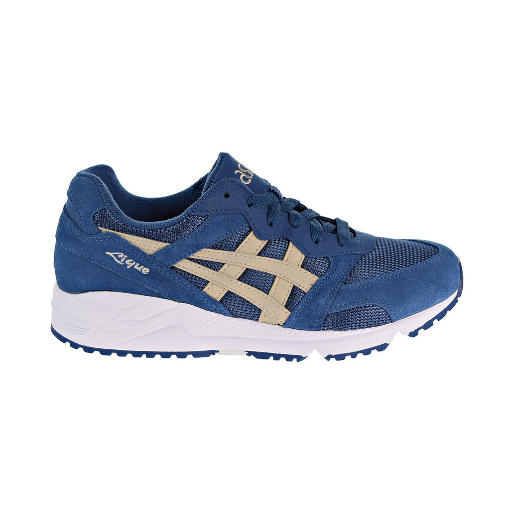 Asics Gel-Lique Mens Shoes Light Indigo/Feather Grey