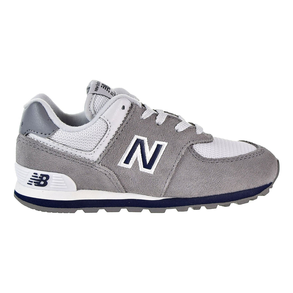 New Balance 574 Infant's/Toddler's Shoes Grey/Blue/White